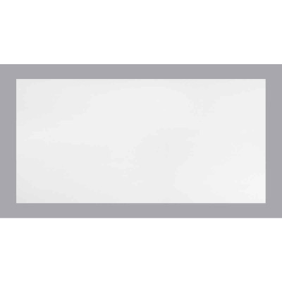 Parkland Performance SpectraTile Finale 2 Ft. x 4 Ft. White PVC Smooth Suspended Ceiling Tile