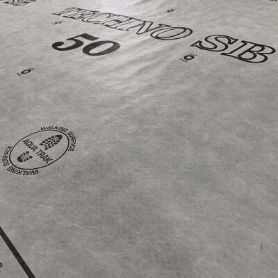 Alpha ProTech Techno SB50 48 In. x 250 Ft. Synthetic Roof Underlayment