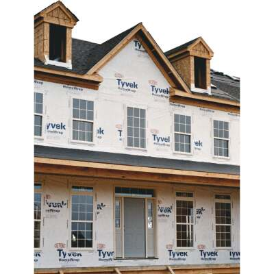 Dupont Tyvek HomeWrap 9 Ft. x 100 Ft. House Wrap