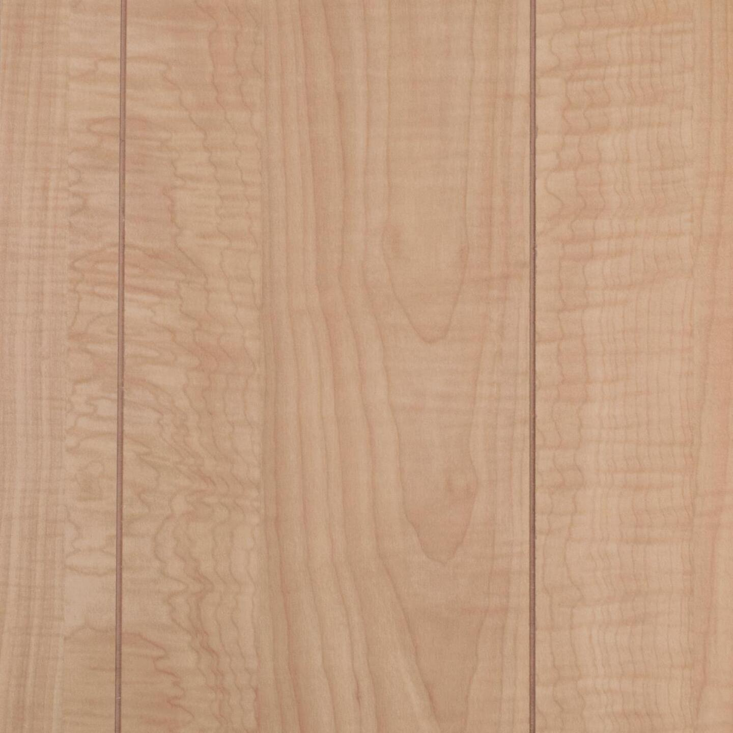 Global Product Sourcing 4 Ft. x 8 Ft. x 1/8 In. Maple Shade Random Groove Profile Wall Paneling Image 1