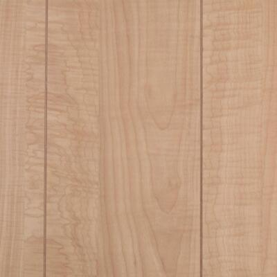 Global Product Sourcing 4 Ft. x 8 Ft. x 1/8 In. Maple Shade Random Groove Profile Wall Paneling