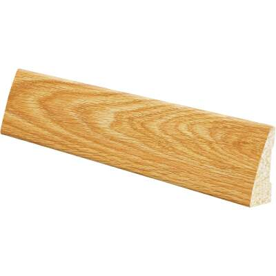 Inteplast Building Products 5/8 In. W. x 2-1/4 In. H. x 7 Ft. L. Majestic Oak Polystyrene Ranch Casing