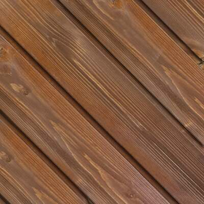 Global Product Sourcing 5.375 In W. x 5/16 In. Thick Brown Reclaimed Wood Shiplap Board