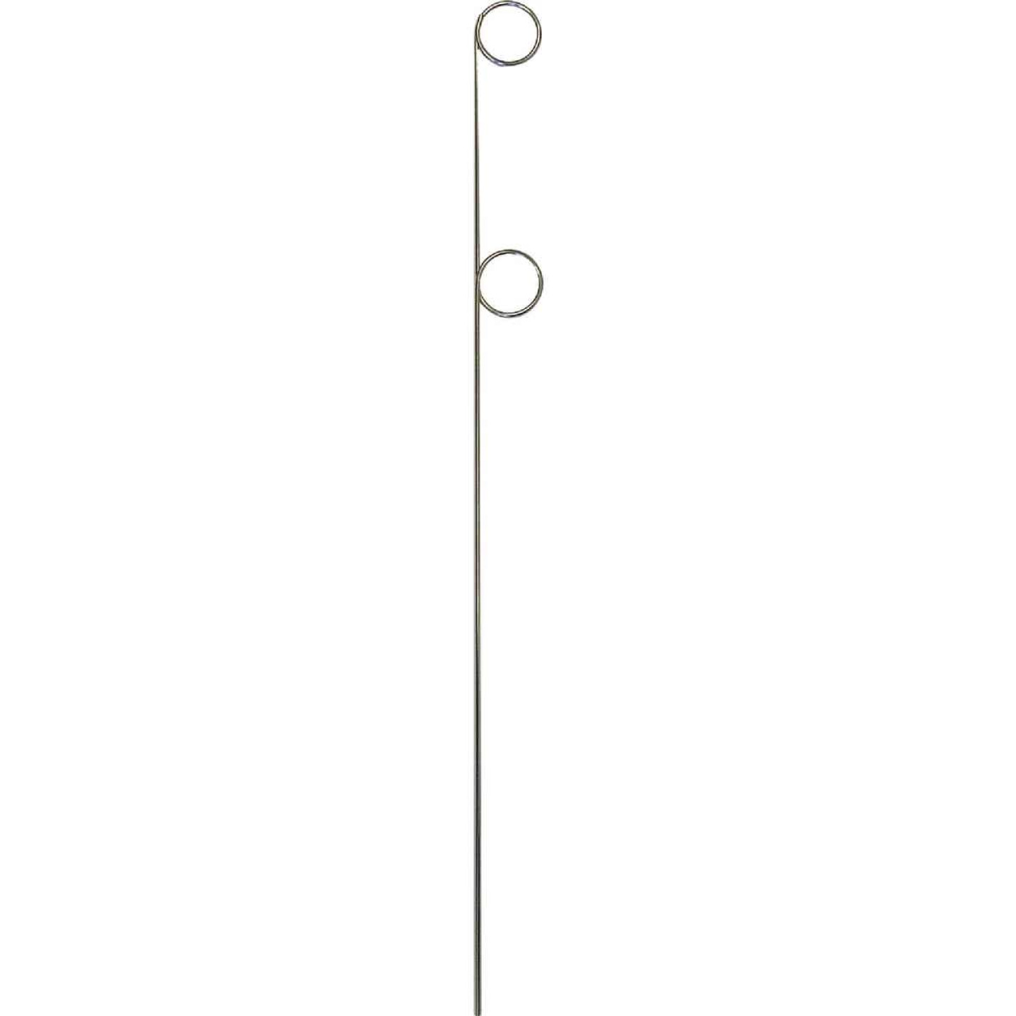 Hy-Ko 1.75 In. x 28 In. Metal Pigtail Sign Stake Image 1