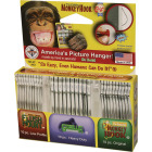 Monkey Hook Hanger with Perfect Install Guides (30 Count) Image 2