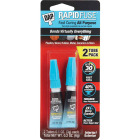 DAP RapidFuse 0.1 Oz. Clear Multi-Purpose Adhesive Tube (2-Pack) Image 1