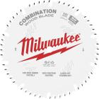 Milwaukee 10 In. 50-Tooth General Purpose Combination Wood Circular Saw Blade Image 1
