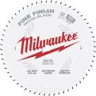 Milwaukee 10 In. 60-Tooth Fine Finish Circular Saw Blade Image 1