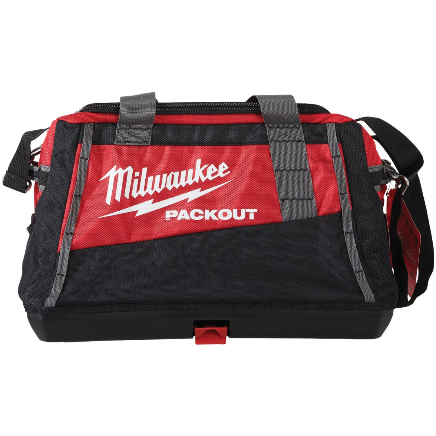 Milwaukee PACKOUT 8-Pocket 20 In. Tool Bag Image 2