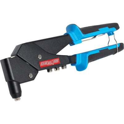 Channellock Swivel Head Rivet Tool