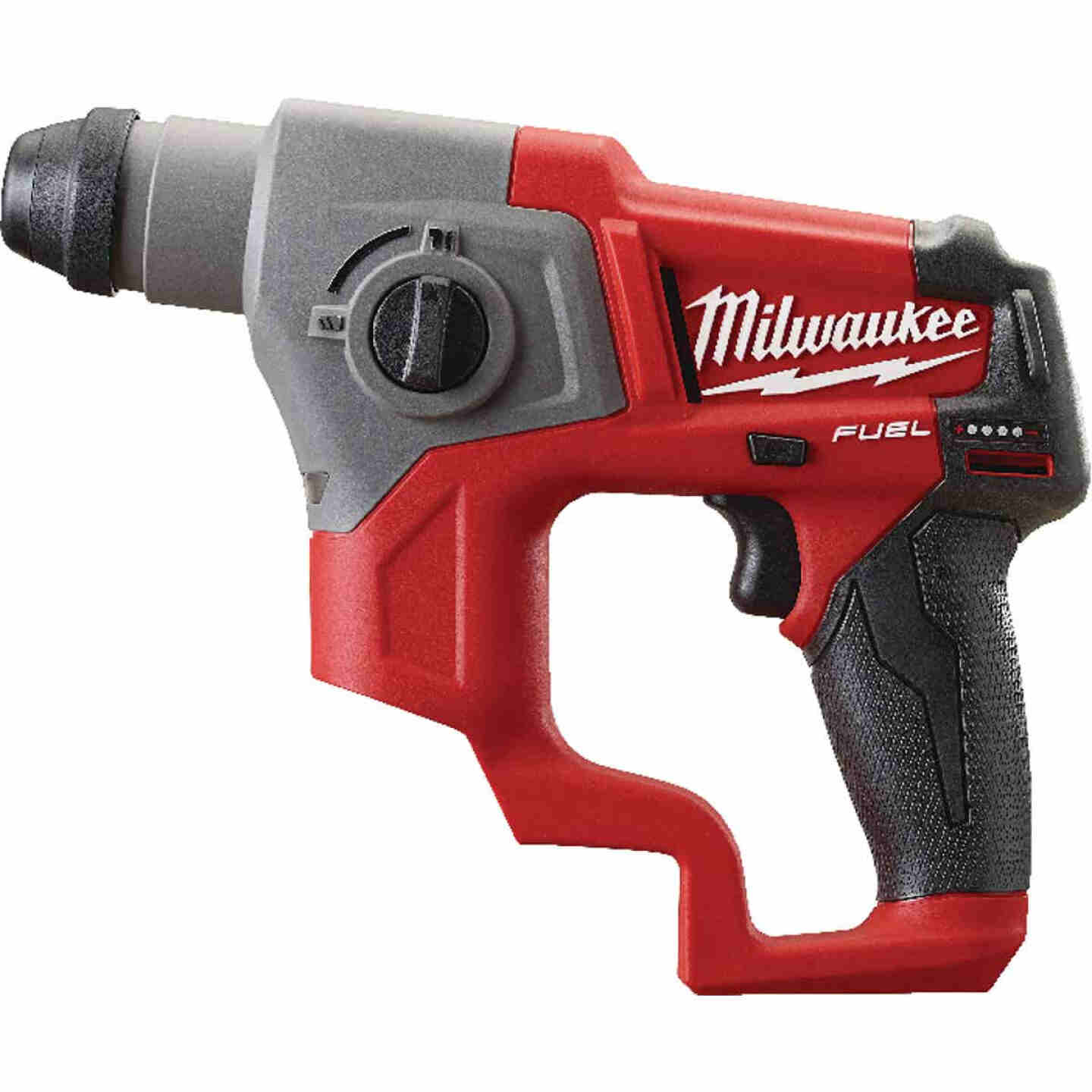Milwaukee M12 FUEL 12 Volt Lithium-Ion Brushless 5/8 in. SDS-Plus Cordless Rotary Hammer Drill (Bare Tool) Image 1