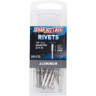 Channellock 1/8 In. Dia. x 1/2 In. Grip Aluminum POP Rivet (15-Pack) Image 1