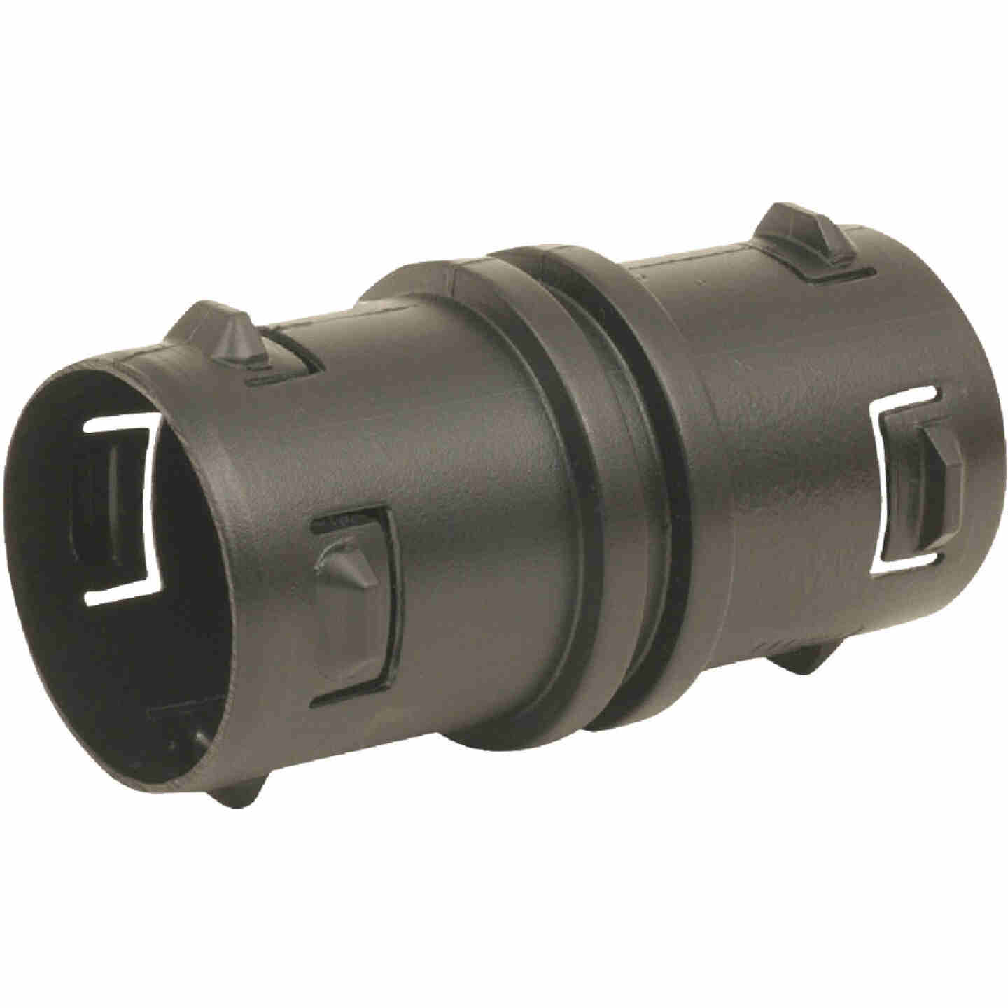 Advanced Drainage Systems 3 In. x 6 In. Polyethylene Internal Corrugated Coupling Image 1