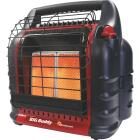 MR. HEATER 18,000 BTU Radiant Big Buddy Propane Heater Image 1