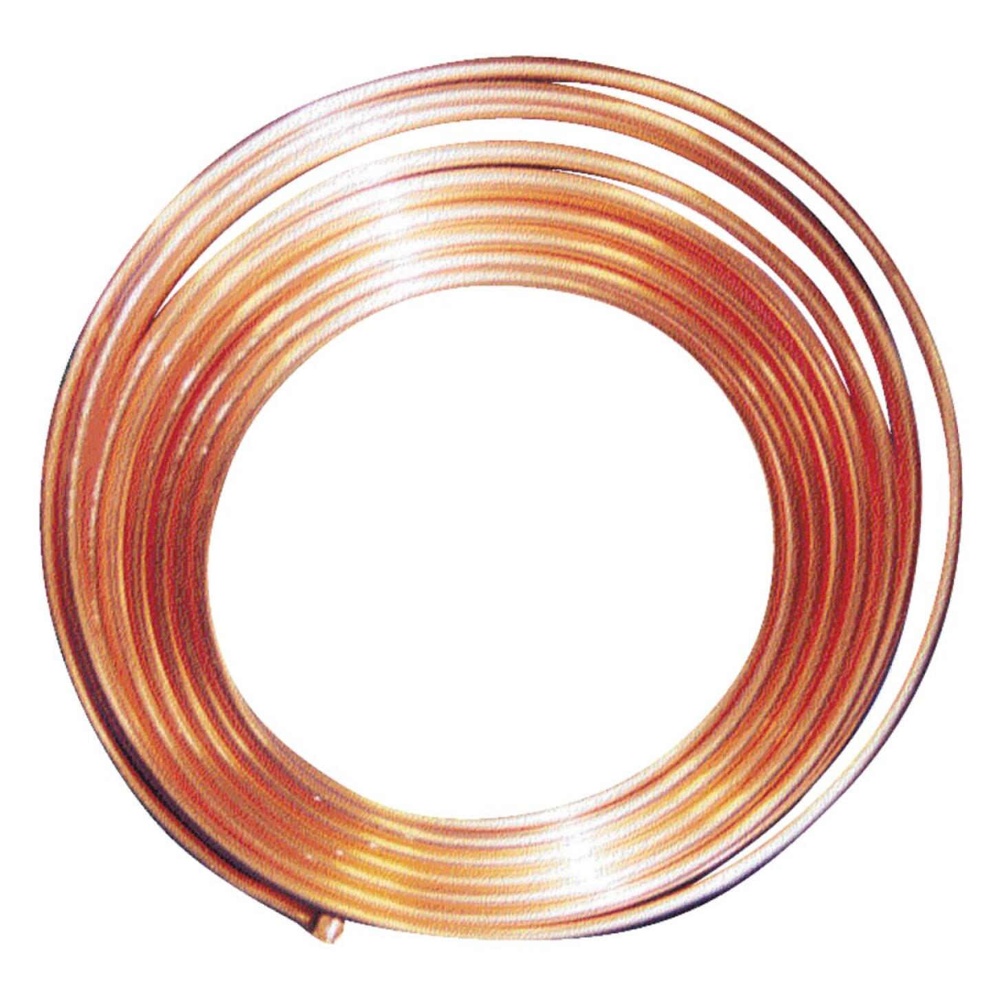 Mueller Streamline 1/2 In. ID x 10 Ft. Soft Coil Copper Tubing Image 1
