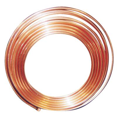 Mueller Streamline 1/4 In. ID x 20 Ft. Soft Coil Copper Tubing