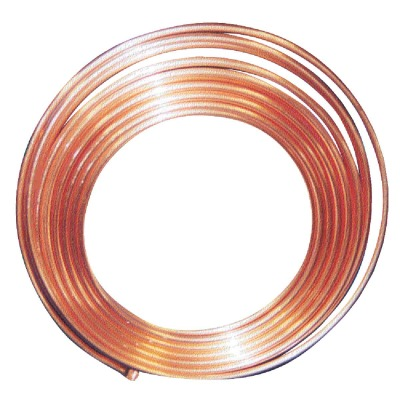 Mueller Streamline 1/4 In. OD x 10 Ft. Refrigerator Copper Tubing