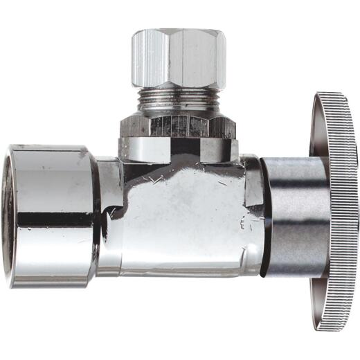 Do it 1/2 In. FIP x 7/16 In. OD or 1/2 In. OD Quarter Turn Angle Valve