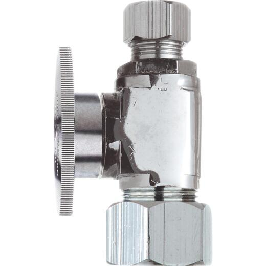 Do it 5/8 In. OD X x 7/16 In. OD or 1/2 In. OD Quarter Turn Straight Valve