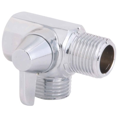 Do it Chrome Shower Diverter Valve
