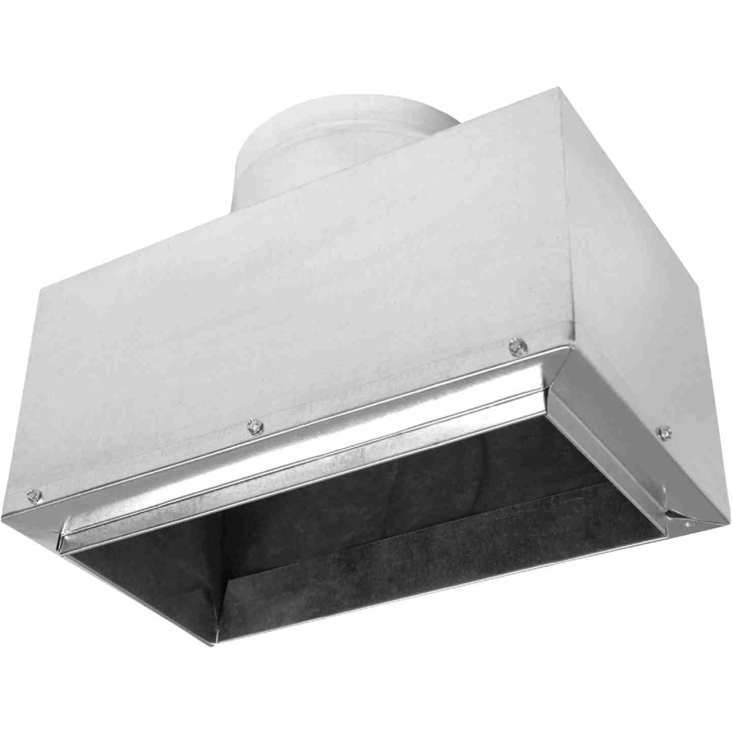 Imperial 12 In. x 6 In. x 8 In. Insulated Register Boot Image 1