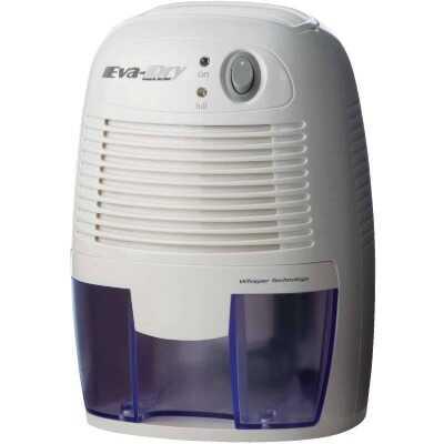 Eva-Dry 8 Oz./Day 1100 Cu. Ft. Coverage 1-Speed Dehumidifier