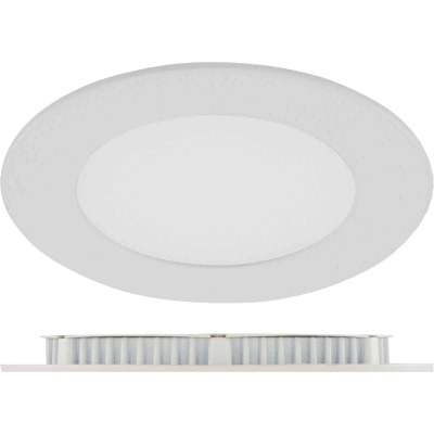 Liteline Trenz ThinLED 4 In. New Construction/Remodel IC Rated White 600 Lm. 3000K Recessed Light Kit