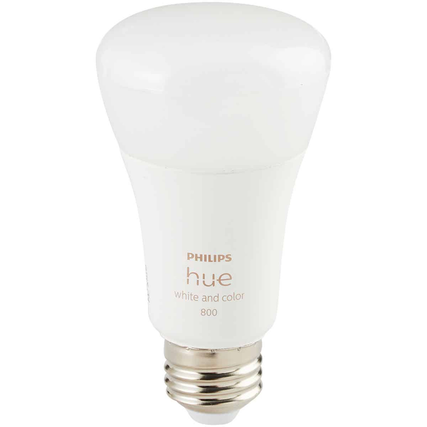 Philips Hue White & Color Ambiance 60W Equivalent Medium A19 Dimmable LED Light Bulb Bluetooth Starter Kit Image 5