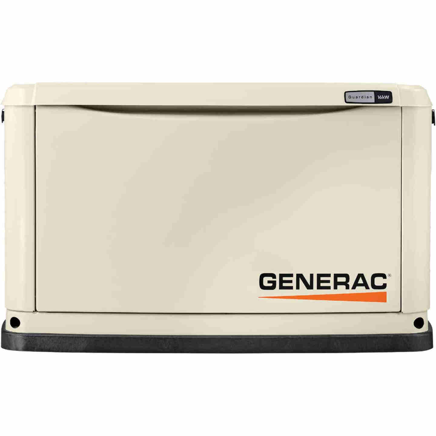 Generac Guardian WiFi 16,000W Natural Gas/LP Home Standby Generator Home Back Up Generator with Smart Switch Image 4