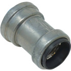 Southwire SimPush 1/2 In. EMT to Liquid Tight Push-To-Install Combination Conduit Coupling Image 1
