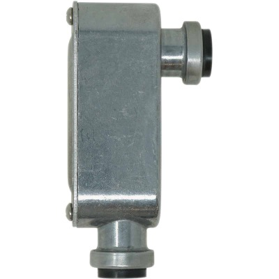 Southwire SimPush 3/4 In. EMT Push-To-Install Type-LB Conduit Body