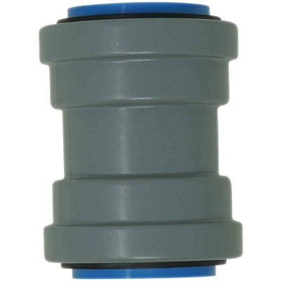 Southwire SimPush 1/2 In. EMT Push-To-Install Watertight Conduit Coupling