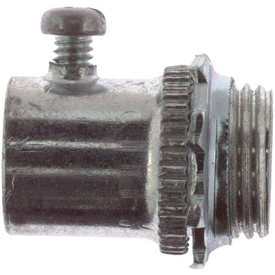 Halex 2 In. Set Screw EMT Conduit Connector
