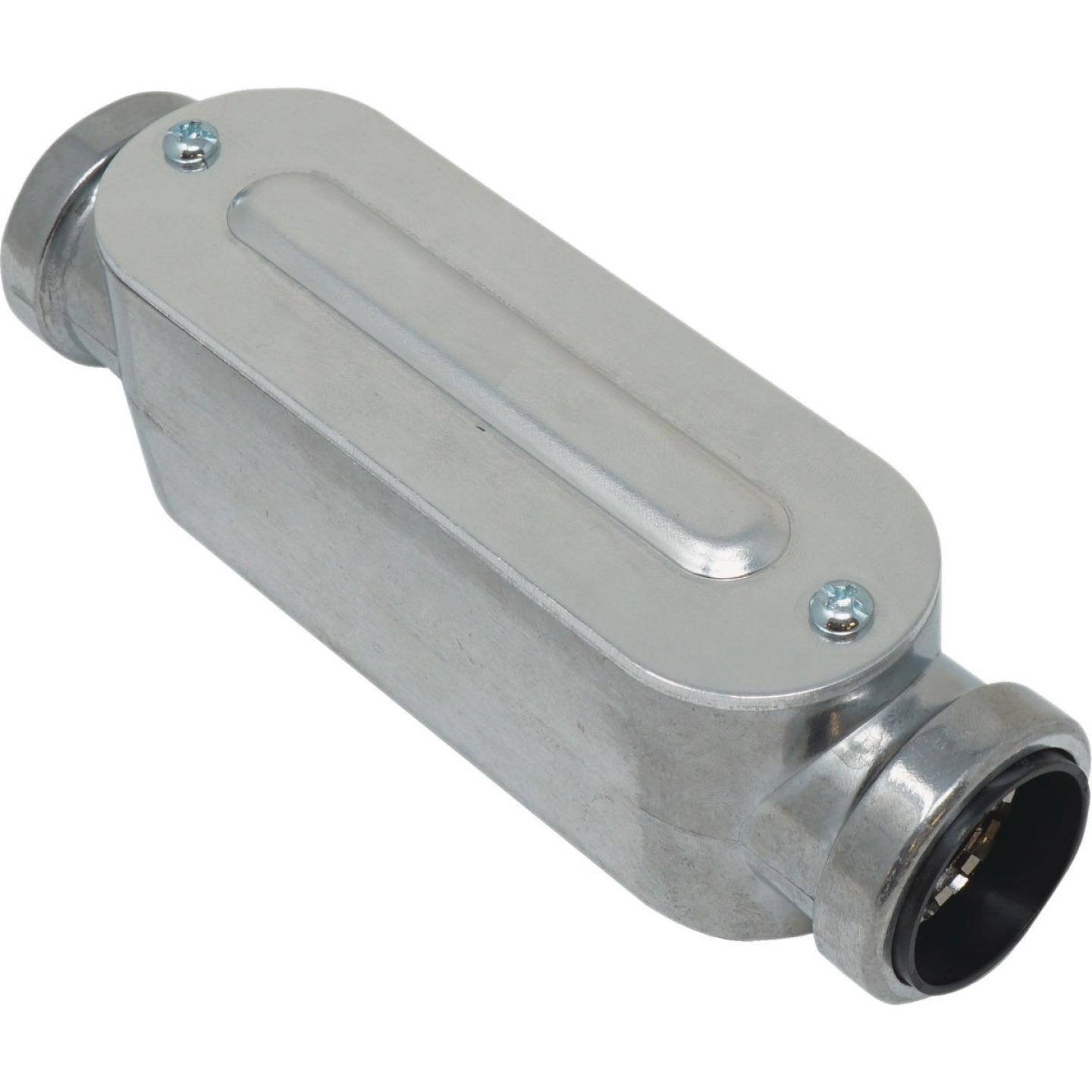 Southwire SimPush 3/4 In. EMT Push-To-Install Type-C Conduit Body Image 1