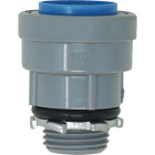 Southwire SimPush 1/2 In. PVC-CIC Push-To-Install Conduit Male Adapter Image 1