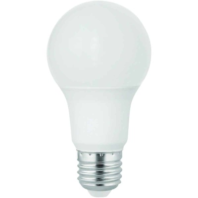 Satco 60W Equivalent Natural Light A19 Medium LED Light Bulb (10-Pack)