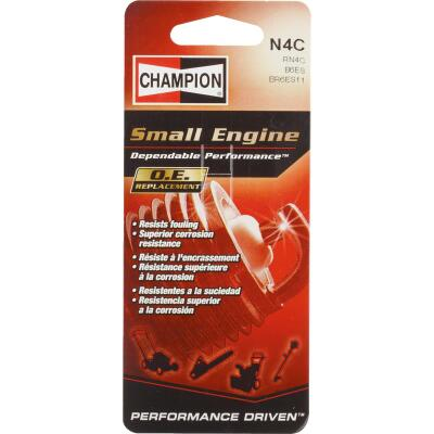 Champion N4C Copper Plus Small Engine Spark Plug
