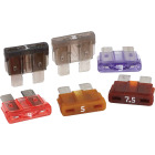 Bussmann ATC Low Amp Fuse Assortment (8-Piece) Image 3