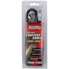 Road Power 31 In. 4 Gauge Top Post Battery Cable Image 2