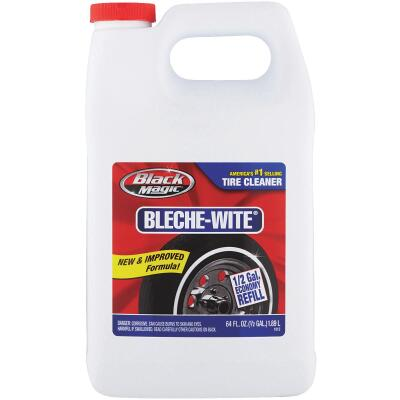 Black Magic Bleche-wite 64 oz Pourable Tire Cleaner