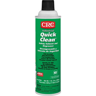 CRC Quick Clean 19 Oz. Aerosol Degreaser