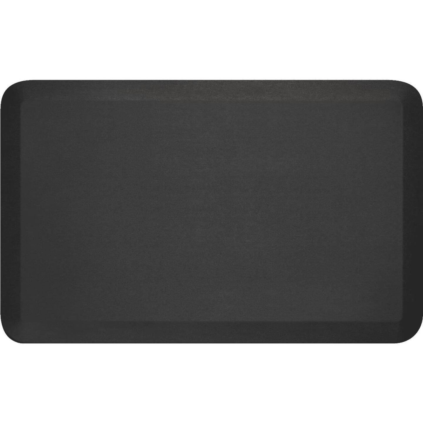 GelPro NewLife 20 In. x 32 In. Black Eco-Pro Commercial Anti-Fatigue Mat Image 1