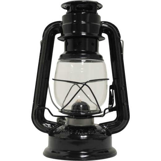 Lamplight Farms Farmer 8 In. Black Liquid Fuel Lantern