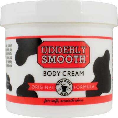 Udderly Smooth 12 Oz. Jar Udder Cream Lotion