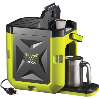 Oxx Coffeeboxx Single Serve Green Coffee Maker