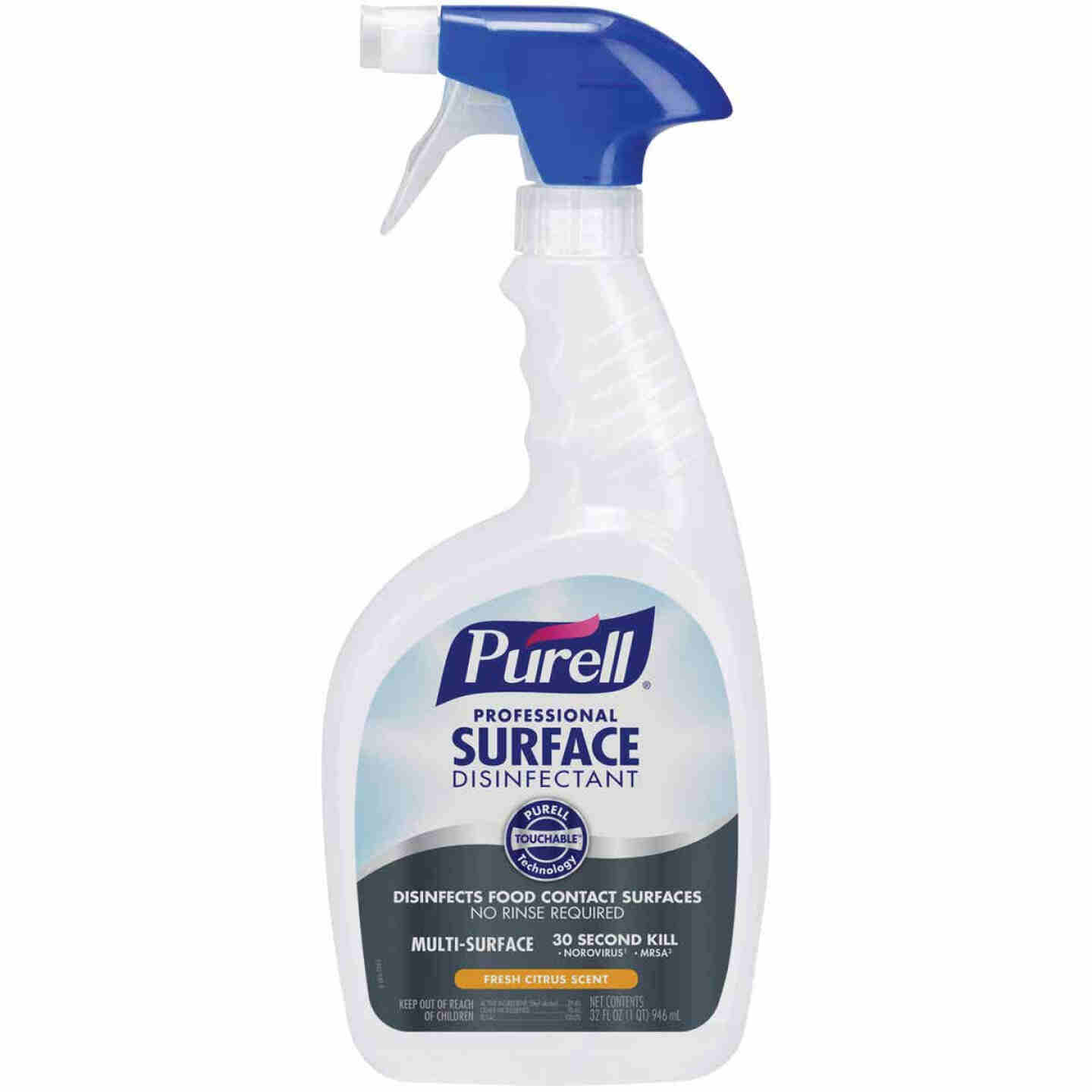 Purell Professional Surface Disinfectant Spray (6 Pack with 2 Trigger Sprayers) Image 1