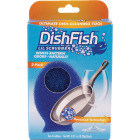 DishFish Lil Scrubber (2 Pack) Image 1