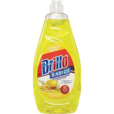 Brillo Basics 24 Oz. Liquid Dish Soap