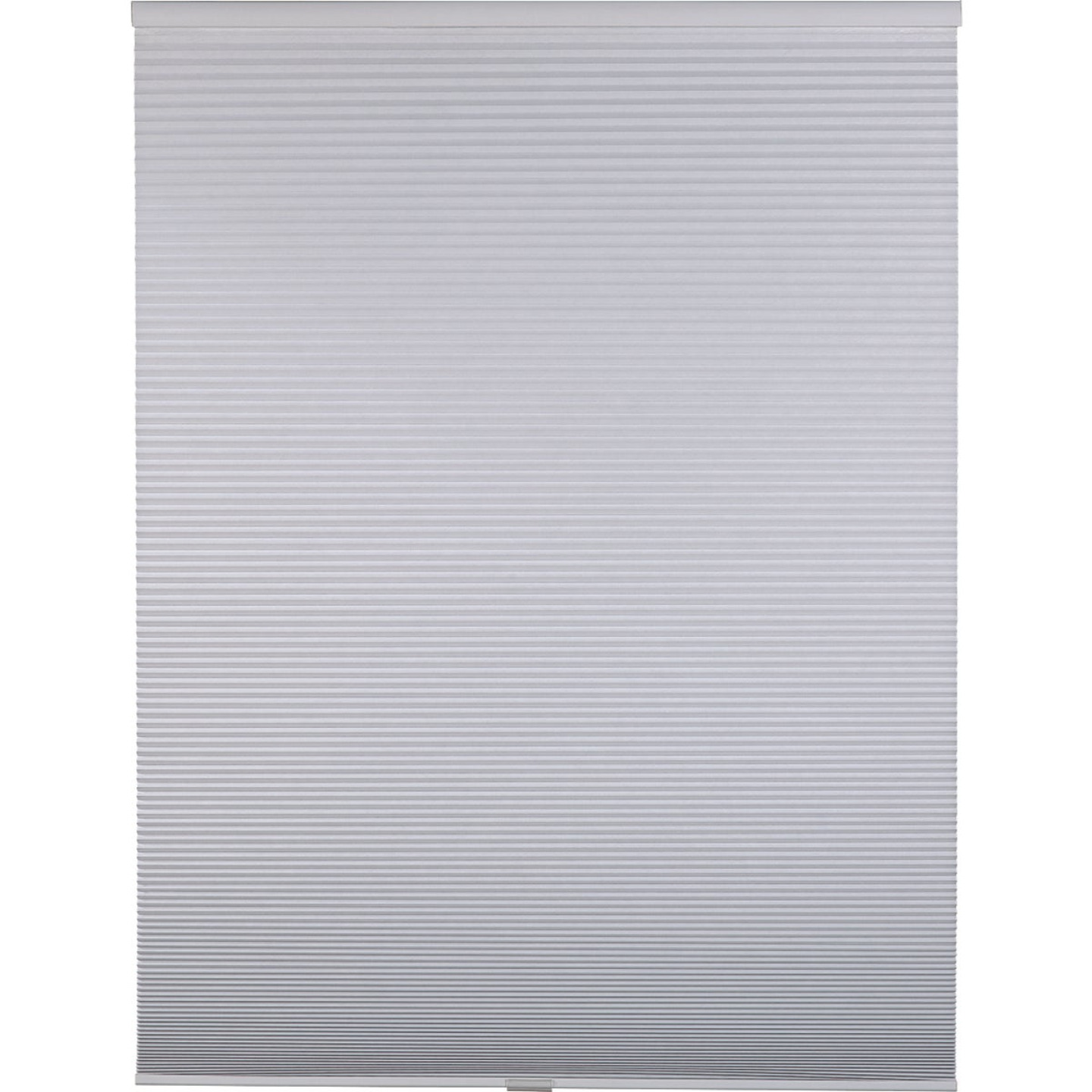 Home Impressions 1 In. Room Darkening Cellular White 29 In. x 72 In. Cordless Shade Image 1