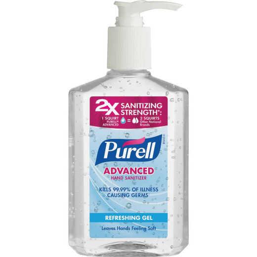 Purell 12 Oz. Advanced Hand Sanitizer Refreshing Gel Pump Bottle